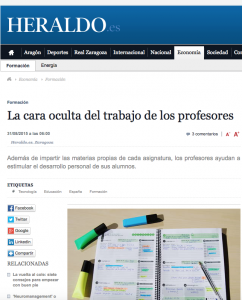 Heraldo CoachingAgenda