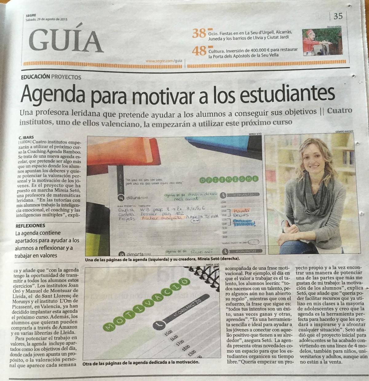 diario el segre: